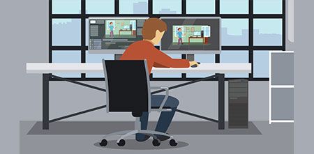 Animated Video Production Agency | LevelUp Digital Studios